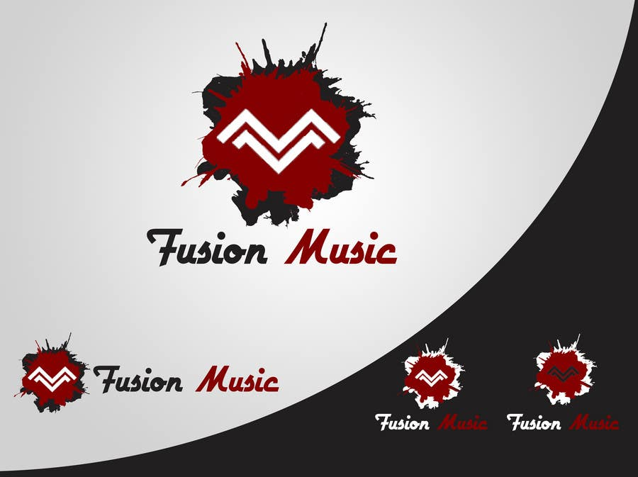 Contest Entry #382 for Logo Design for Fusion Music Group