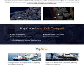 xsasdesign tarafından Design a Website Mockup için no 23