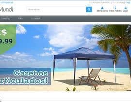 Nro 42 kilpailuun Design a Banner - Gazebo on the beach käyttäjältä ferdous90asef