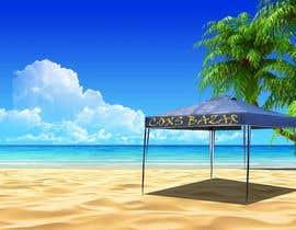 Nro 12 kilpailuun Design a Banner - Gazebo on the beach käyttäjältä Sayed2133