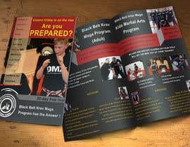 Ashwink8 tarafından Double sided folded a4 Martial Arts flyer için no 7