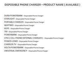 LOGODESIGNER1110 tarafından Invent a product name için no 14