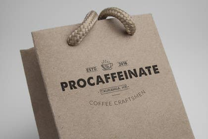 onkarpurba tarafından Design a Logo for a small coffee roasting business in New Zealand called Procaffeinate için no 70