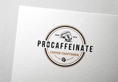 aliciavector tarafından Design a Logo for a small coffee roasting business in New Zealand called Procaffeinate için no 63