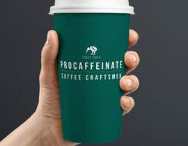Nro 86 kilpailuun Design a Logo for a small coffee roasting business in New Zealand called Procaffeinate käyttäjältä tchendo