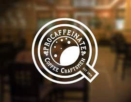 grapkisdesigner tarafından Design a Logo for a small coffee roasting business in New Zealand called Procaffeinate için no 81