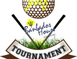 #12 untuk Update existing logo and use in Golf Tournament Logo oleh Debabrata09