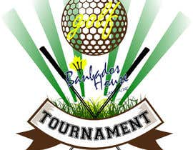 #13 untuk Update existing logo and use in Golf Tournament Logo oleh Debabrata09