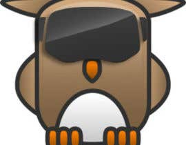 Nro 9 kilpailuun Animal with vr goggles on käyttäjältä malidinc