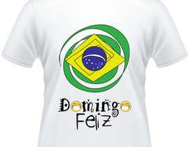 #19 cho Create shirt for Domingo Feliz bởi SashaDelly