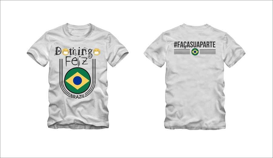 Kilpailutyö #11 kilpailussa Create shirt for Domingo Feliz