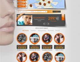 #10 for Design a Website Mockup for our webportal by saeidas