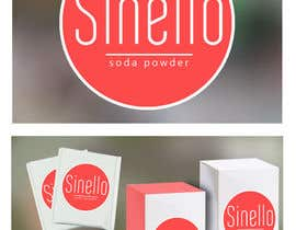 #114 for Logo & Graphic profile for a Soda/Drink brand -Sinello af anazvoncica