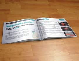 Nro 13 kilpailuun Design a Brochure käyttäjältä tramezzani