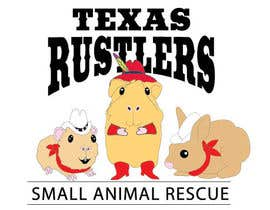 #20 for Design a Logo for Texas Rustlers Small Animal Rescue by tjayart