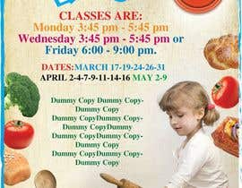 #43 cho Design a Flyer for Cooking Classes bởi amcgabeykoon