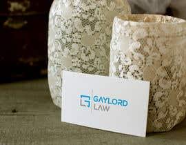 #73 for Gaylord Law logo design by Airdesig