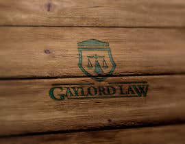 #5 for Gaylord Law logo design by rokystive