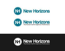 nº 28 pour Design a Logo for New Horizons par legol2s