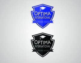 nº 16 pour Design a Logo for Optima International par prasadmadushanka