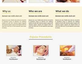 Nro 12 kilpailuun Best Homepage Designer - 16th project. käyttäjältä ReallyCreative