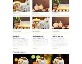 Nro 15 kilpailuun Best Homepage Designer - 16th project. käyttäjältä creativesolutanz