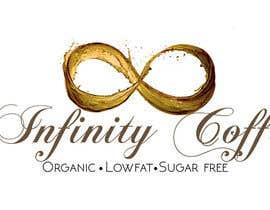 DjIloveDESIGN tarafından Design a Logo for Infinity Coffee için no 134