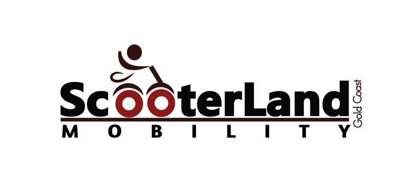 Entri Kontes #133 untukLogo Design for Scooterland Mobility