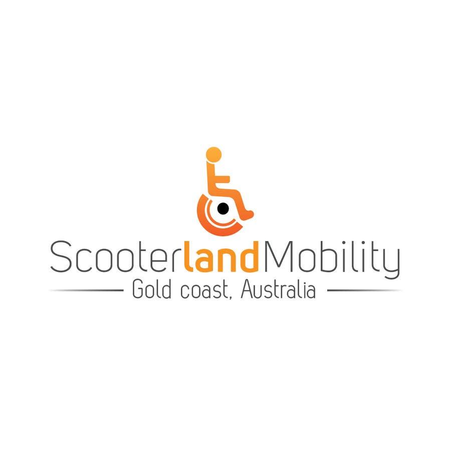 Konkurrenceindlæg #90 for Logo Design for Scooterland Mobility