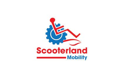 #47 для Logo Design for Scooterland Mobility от iffikhan