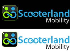 #112 for Logo Design for Scooterland Mobility af stephen66