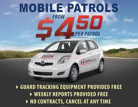 #15 cho Design a Flyer for Mobile Patrol promotion bởi dalizon
