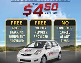 dalizon tarafından Design a Flyer for Mobile Patrol promotion için no 20