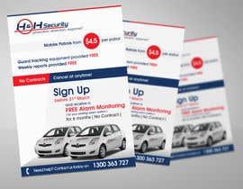 #26 cho Design a Flyer for Mobile Patrol promotion bởi theislanders