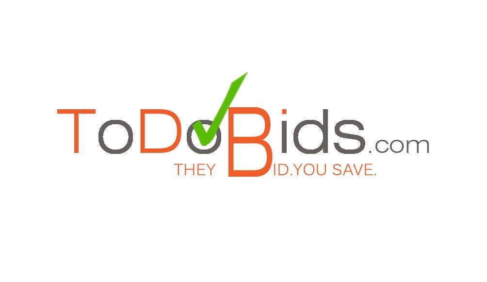 Konkurrenceindlæg #37 for Design a Logo for Todobids.com