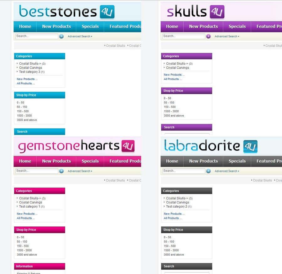 Entri Kontes #85 untukSimple Logo Design for Skulls4U websites