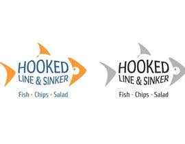 Nro 39 kilpailuun Design a Logo, Version 1,  fish and chips käyttäjältä svpike
