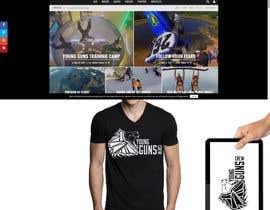Nro 5 kilpailuun TATTOO Logo Crew Restyling käyttäjältä r3dcolor