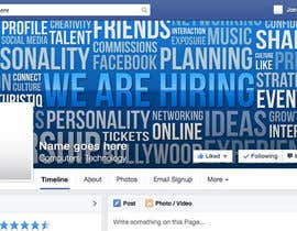 #14 for Design a FB Timeline Banner by SeanKilian