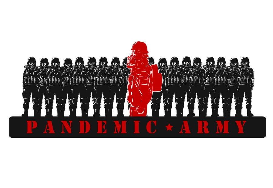 Konkurrenceindlæg #                                        31                                      for                                         Logo Design for Pandemic Army