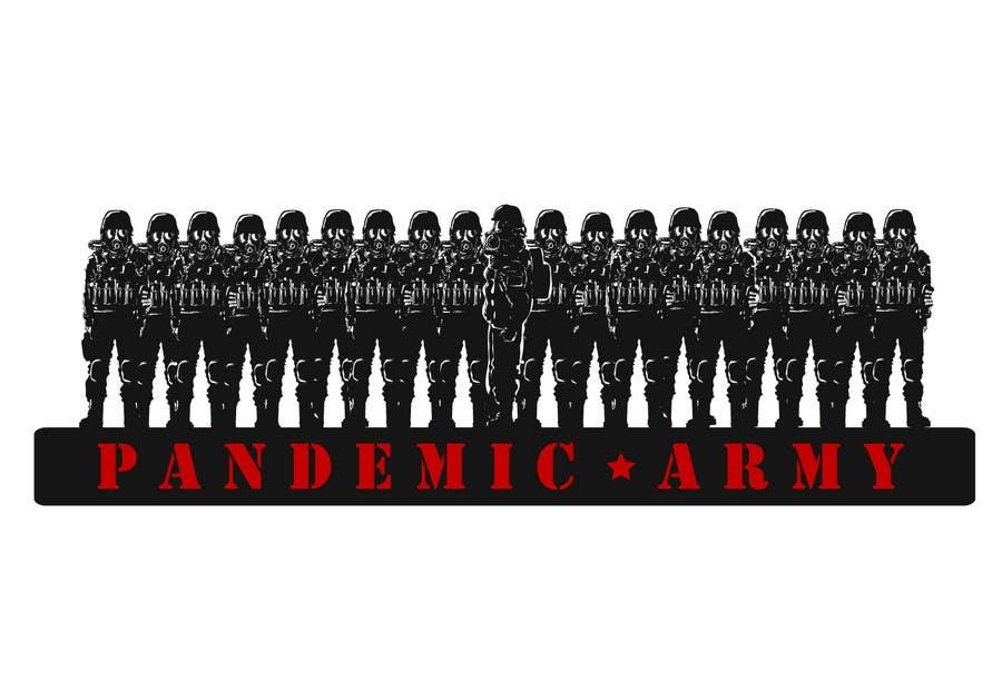 Konkurrenceindlæg #                                        27                                      for                                         Logo Design for Pandemic Army
