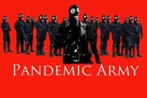 Graphic Design Inscrição do Concurso Nº17 para Logo Design for Pandemic Army