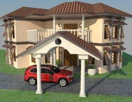 #12 for 3D Elevation Design of a House Plan af warezshop