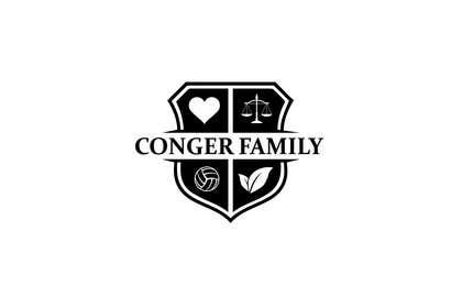 shamazohora1 tarafından Conger Irwin Family Crest için no 11