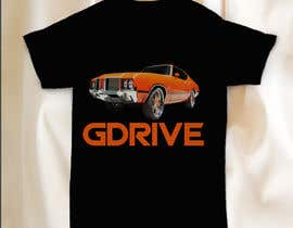 #8 for Gdrive T-Shirt design af Carlitacro