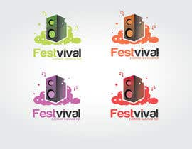 "#9 untuk Design a Logo for A ""Festival Survival Kit"" oleh chrissieroberts"