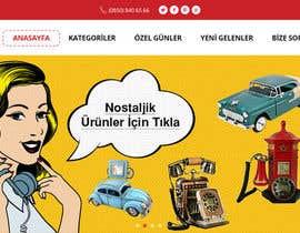 Nro 13 kilpailuun design a website header käyttäjältä azzou22