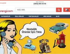 Nro 4 kilpailuun design a website header käyttäjältä harshchavda95