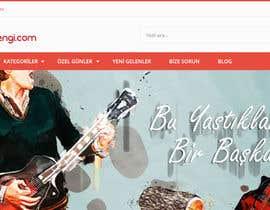 Nro 6 kilpailuun design a website header käyttäjältä omwebdeveloper