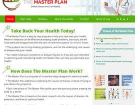 Nro 15 kilpailuun Design a Website Mockup käyttäjältä azzou22